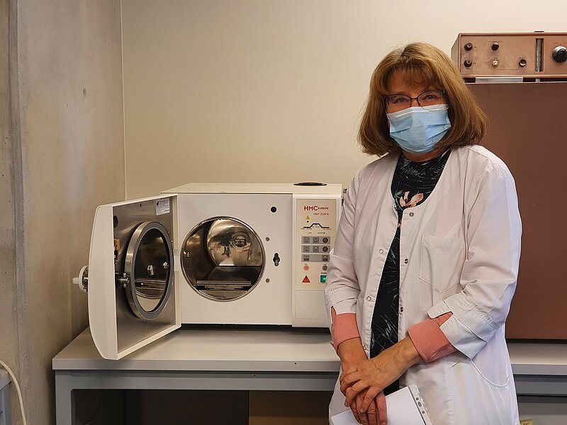 Researchers receive new equipment following social campaign